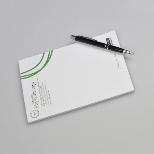 A5 notepad