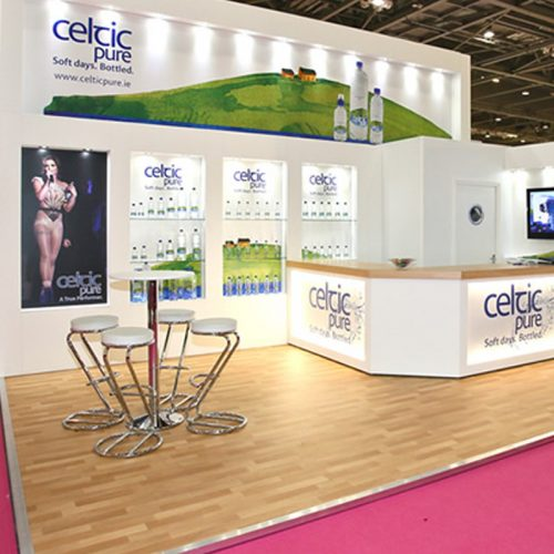 Exhibition Display Solutions : Exhibition display banner printing solutions print logistics
